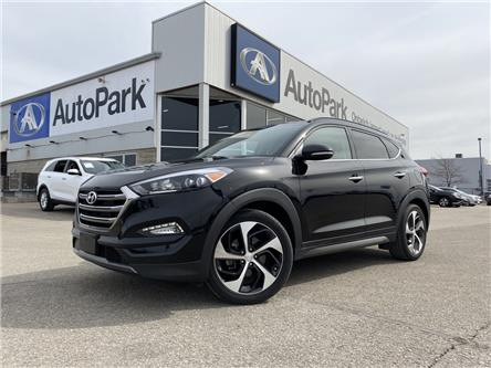 2016 Hyundai Tucson Ultimate (Stk: 16-89186JB) in Barrie - Image 1 of 29