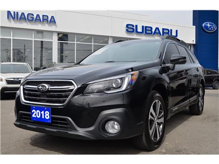 2018 Subaru Outback 2.5i Limited (Stk: Z1836) in St.Catharines - Image 1 of 27