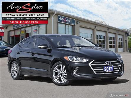 2017 Hyundai Elantra GLS (Stk: 1HLG9X1) in Scarborough - Image 1 of 28