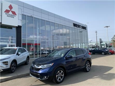 2017 Honda CR-V EX-L (Stk: BM4068) in Edmonton - Image 1 of 28