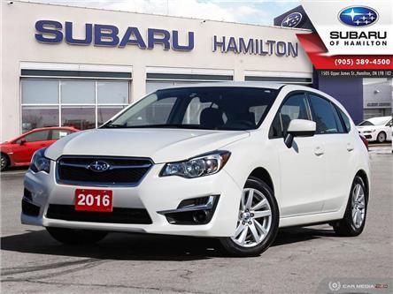 2016 Subaru Impreza 2.0i Touring Package (Stk: S8784B) in Hamilton - Image 1 of 28