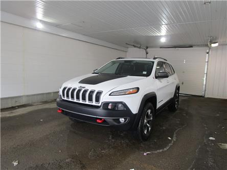 2015 Jeep Cherokee Trailhawk (Stk: 2133171) in Regina - Image 1 of 35