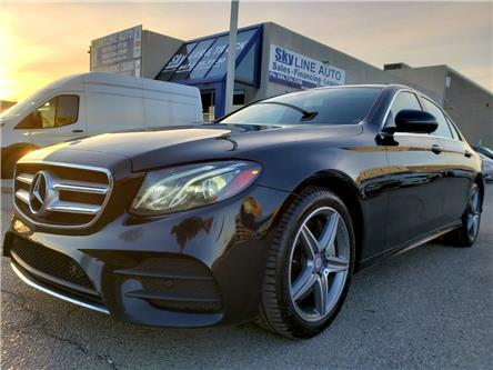 2017 Mercedes-Benz E-Class Base (Stk: ) in Concord - Image 1 of 28