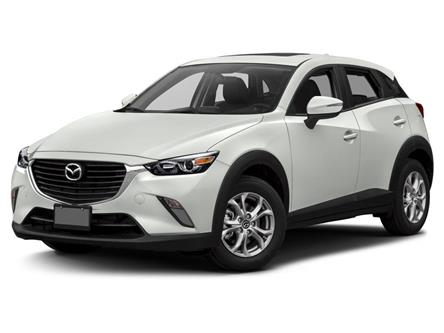 2016 Mazda CX-3 GS (Stk: 21DT248A) in Carleton Place - Image 1 of 9