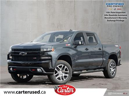 2020 Chevrolet Silverado 1500 LT Trail Boss (Stk: 20648U) in Calgary - Image 1 of 26