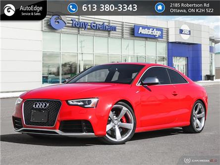 2015 Audi RS 5 4.2 (Stk: A0566) in Ottawa - Image 1 of 27