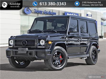 2013 Mercedes-Benz G-Class Base (Stk: A0571) in Ottawa - Image 1 of 27