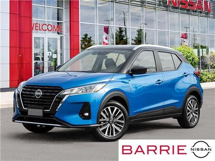 2021 Nissan Kicks SV (Stk: 21113) in Barrie - Image 1 of 23