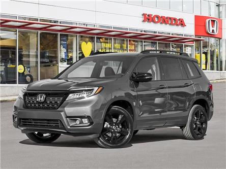 2021 Honda Passport Touring (Stk: PM10220) in Vancouver - Image 1 of 23