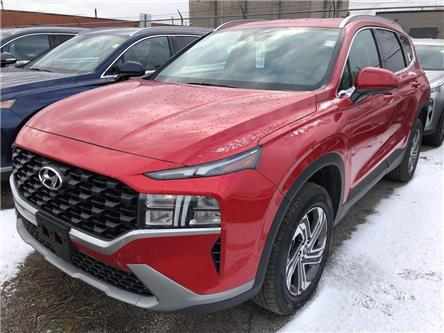 2021 Hyundai Santa Fe ESSENTIAL (Stk: 30865) in Scarborough - Image 1 of 5