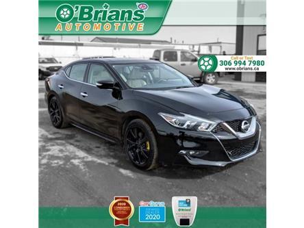 2016 Nissan Maxima Platinum (Stk: 14306A) in Saskatoon - Image 1 of 25