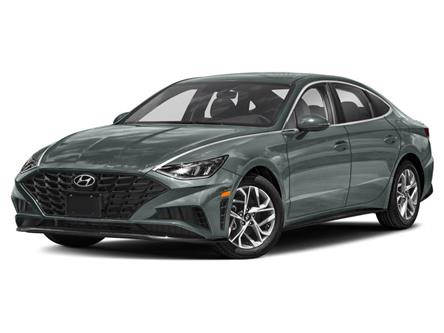 2021 Hyundai Sonata Sport (Stk: N23040) in Toronto - Image 1 of 9