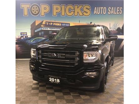 2018 GMC Sierra 1500 SLT (Stk: 158663) in NORTH BAY - Image 1 of 30