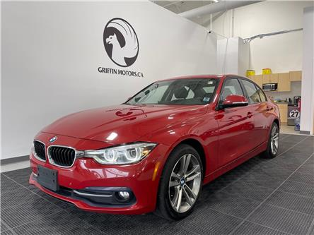 2017 BMW 320i xDrive (Stk: 1511) in Halifax - Image 1 of 18