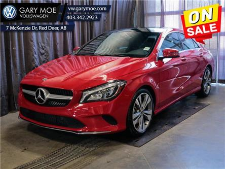 2019 Mercedes-Benz CLA 250 4MATIC Coupe (Stk: 0PT5503A) in Red Deer County - Image 1 of 25