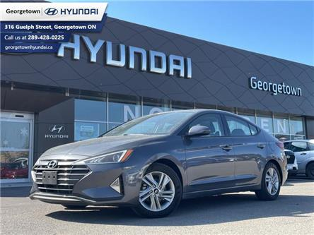 2020 Hyundai Elantra Preferred w/Sun & Safety Package (Stk: U26) in Georgetown - Image 1 of 26