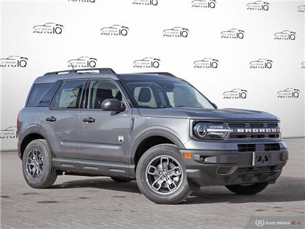 2021 Ford Bronco Sport Big Bend (Stk: W0108) in Barrie - Image 1 of 26