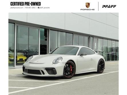 2018 Porsche 911 GT3 w/ PDK (Stk: U9484) in Vaughan - Image 1 of 30