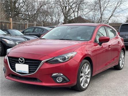 2015 Mazda Mazda3 Sport GT (Stk: JM1BM1) in Toronto - Image 1 of 22