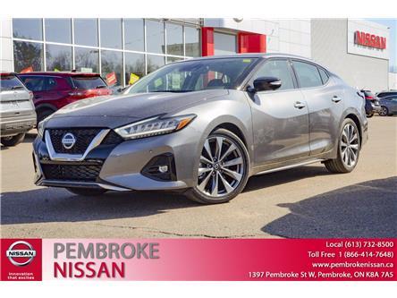 2021 Nissan Maxima Platinum (Stk: 21059) in Pembroke - Image 1 of 29