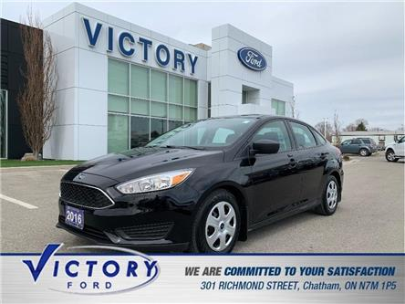2016 Ford Focus S (Stk: V20013B) in Chatham - Image 1 of 26