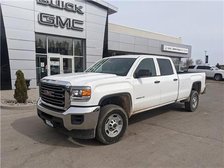 2019 GMC Sierra 2500HD  (Stk: 21431A) in Orangeville - Image 1 of 20