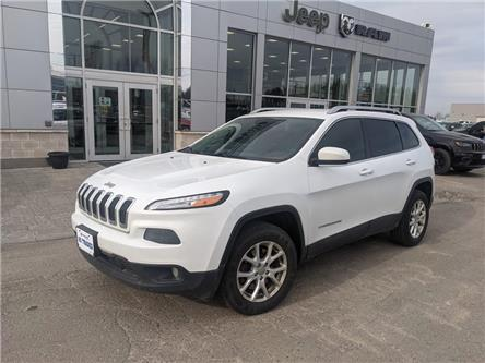 2014 Jeep Cherokee North (Stk: U156886-OC) in Orangeville - Image 1 of 18