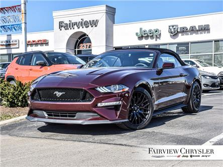 2018 Ford Mustang GT Premium (Stk: U18433) in Burlington - Image 1 of 30