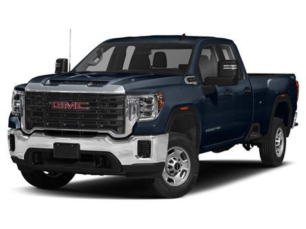 2021 GMC Sierra 2500HD SLE (Stk: F228915) in PORT PERRY - Image 1 of 9