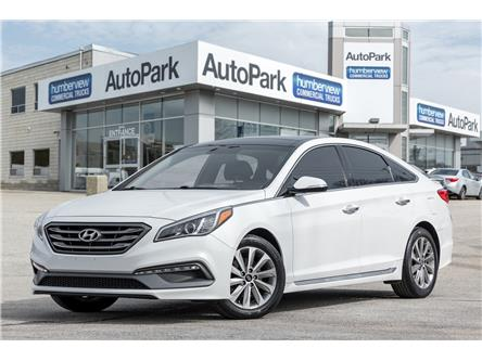 2015 Hyundai Sonata Sport (Stk: APR9944B) in Mississauga - Image 1 of 20