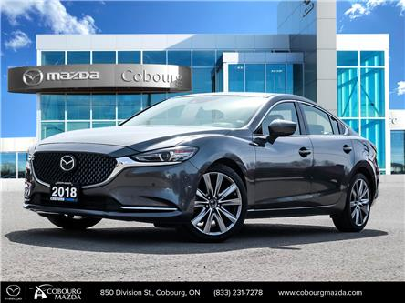 2018 Mazda MAZDA6 Signature (Stk: 21110B) in Cobourg - Image 1 of 30