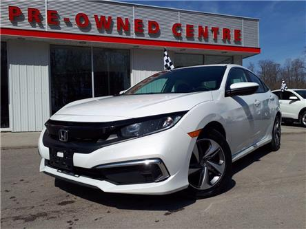 2019 Honda Civic LX (Stk: 11102A) in Brockville - Image 1 of 29