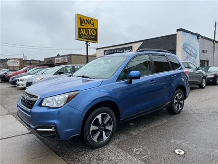 2017 Subaru Forester 2.5i Touring (Stk: ) in Etobicoke - Image 1 of 22