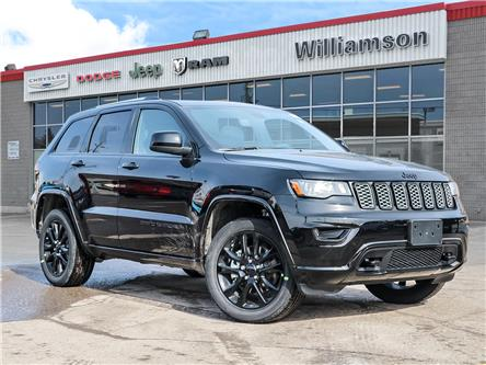 2021 Jeep Grand Cherokee Laredo (Stk: 21-204) in Uxbridge - Image 1 of 28