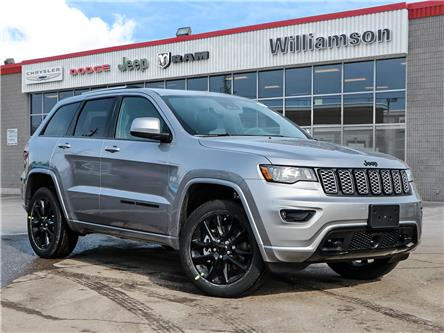 2021 Jeep Grand Cherokee Laredo (Stk: 21-223) in Uxbridge - Image 1 of 28