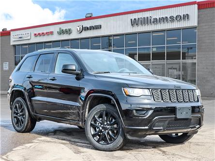 2021 Jeep Grand Cherokee Laredo (Stk: 21-252D) in Uxbridge - Image 1 of 25