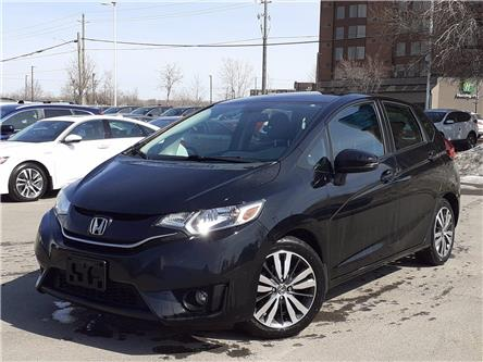 2016 Honda Fit EX-L Navi (Stk: P6131) in Ottawa - Image 1 of 13