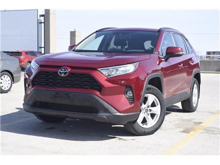 2019 Toyota RAV4 XLE (Stk: P2435) in Ottawa - Image 1 of 25
