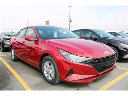2021 Hyundai Elantra ESSENTIAL (Stk: 12548) in Saint John - Image 1 of 9
