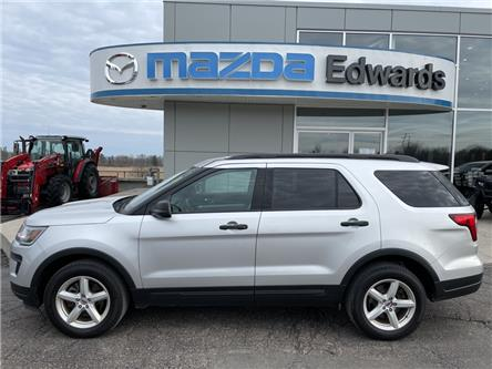2018 Ford Explorer Base (Stk: 22593) in Pembroke - Image 1 of 17