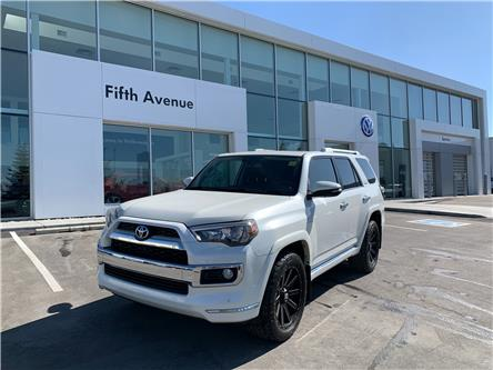 2018 Toyota 4Runner SR5 (Stk: 21086A) in Calgary - Image 1 of 27
