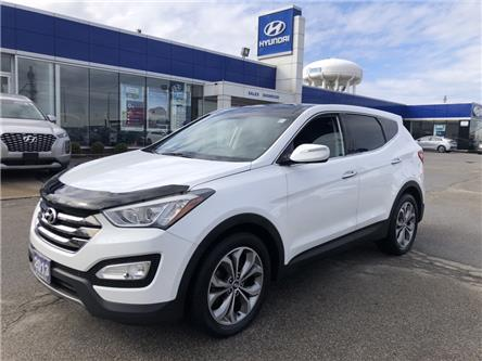 2013 Hyundai Santa Fe Sport 2.0T SE (Stk: 30383A) in Scarborough - Image 1 of 19
