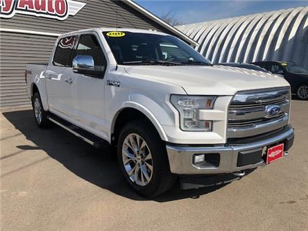 2017 Ford F-150 Lariat (Stk: ) in Sussex - Image 1 of 30