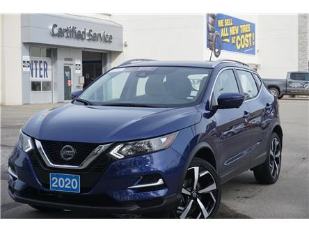 2020 Nissan Qashqai SL (Stk: P3680) in Salmon Arm - Image 1 of 28