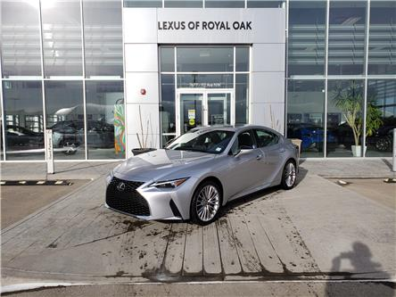 2021 Lexus IS 300 Base (Stk: L21267) in Calgary - Image 1 of 16