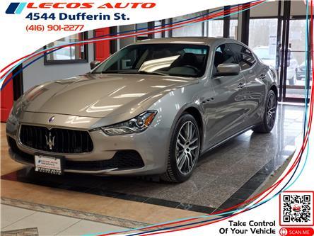 2014 Maserati Ghibli S Q4 (Stk: 1083679) in Toronto - Image 1 of 19