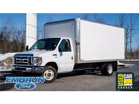 2016 Ford E-450 Cutaway Base (Stk: 38-4371) in Embrun - Image 1 of 10