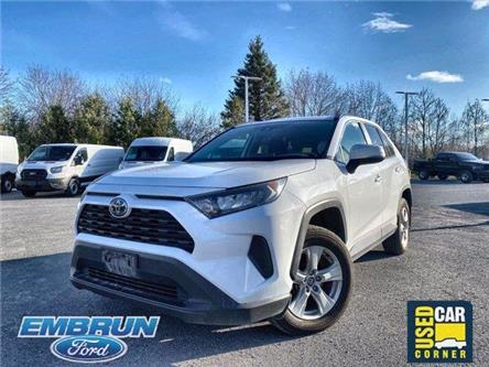 2019 Toyota RAV4 LE (Stk: U2143) in Embrun - Image 1 of 27