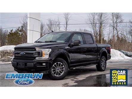 2019 Ford F-150  (Stk: 41-0551) in Embrun - Image 1 of 15