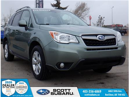 2014 Subaru Forester 2.5i Touring Package (Stk: 60786U) in Red Deer - Image 1 of 39